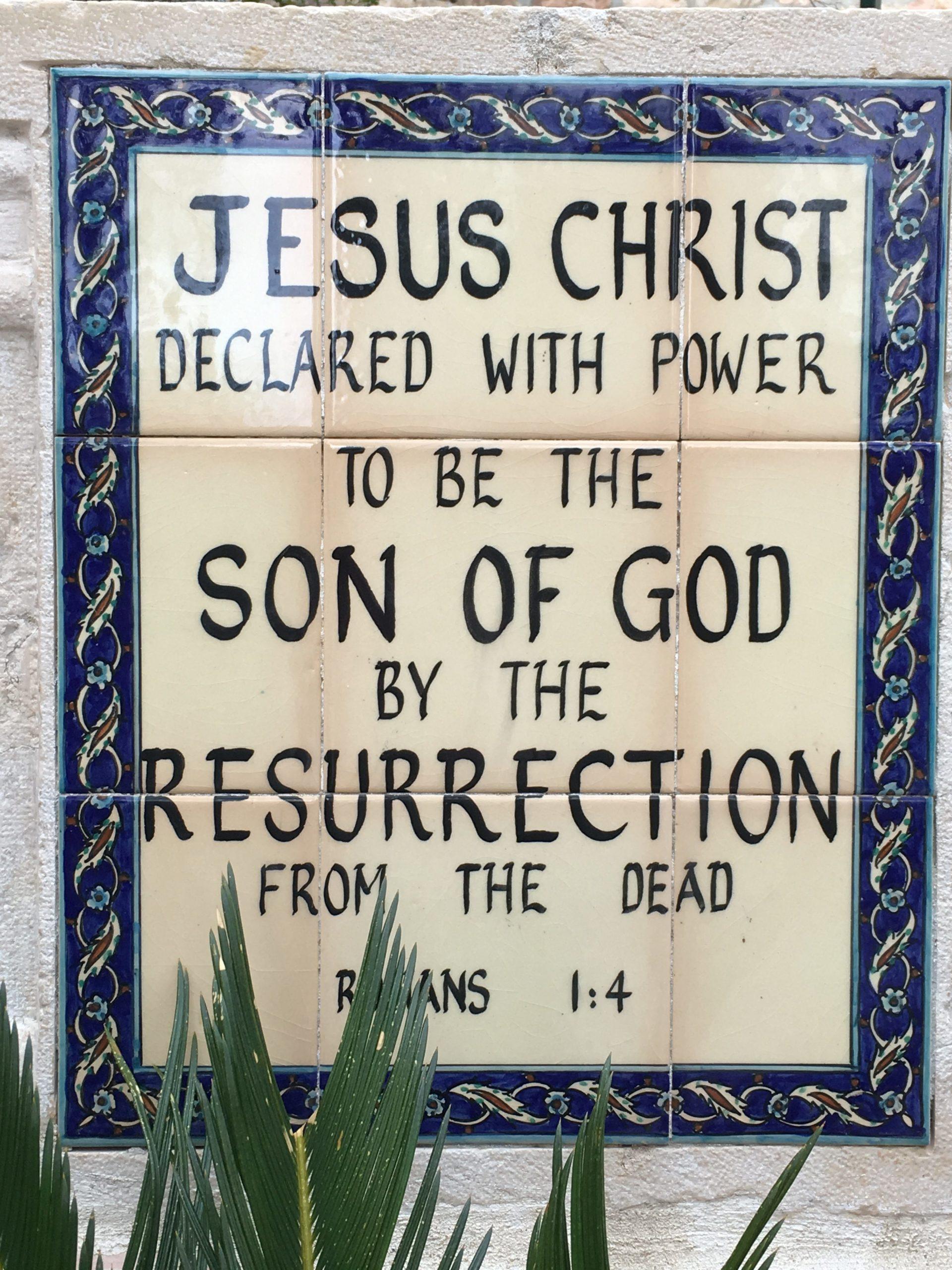 Sunday – Mary: Resurrecting Love